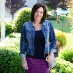 What to Wear to College Visits {for Moms}