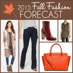 2015 Fall Fashion Forecast