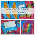 Easy Breezy School Supplies Shopping at CVS