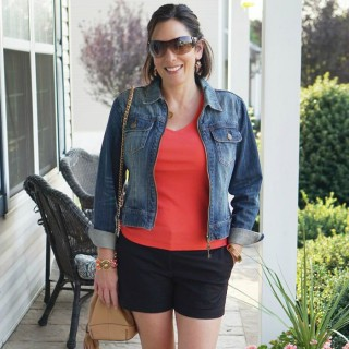 How to Wear Shorts for Fall