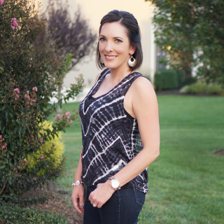 Fashion Over 40: Early Fall Date Night Outfit