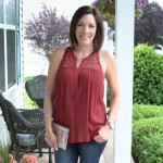 Cute Early Fall Outfit Featuring Kuhfs