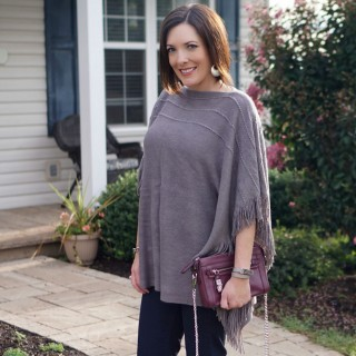Mixing Fall 2015 Fashion Trends: Fringe & Flares