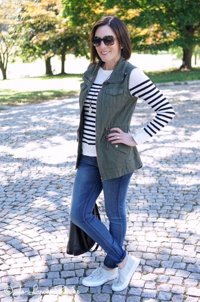 Fall Outfit Ideas Game Day Style