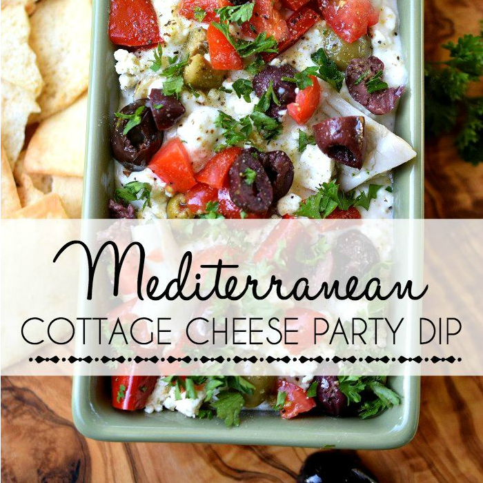 Mediterranean Party Dip