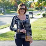 Pattern Mixing: Stripes & Leopard