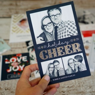 2015 Trends in Holiday Cards with Vistaprint + 50% OFF!!!