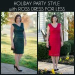 Holiday Party Style with Ross Dress For Less