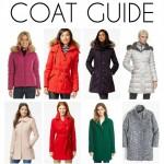 Winter Coat Guide 2015