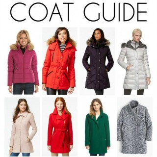 Winter Coat Guide 2015