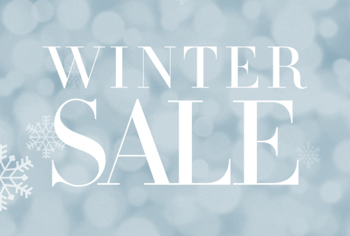 White House Black Market Winter Sale