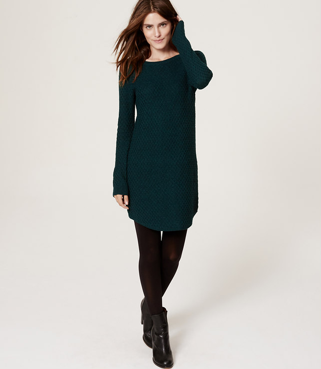 cozystitch sweater dress