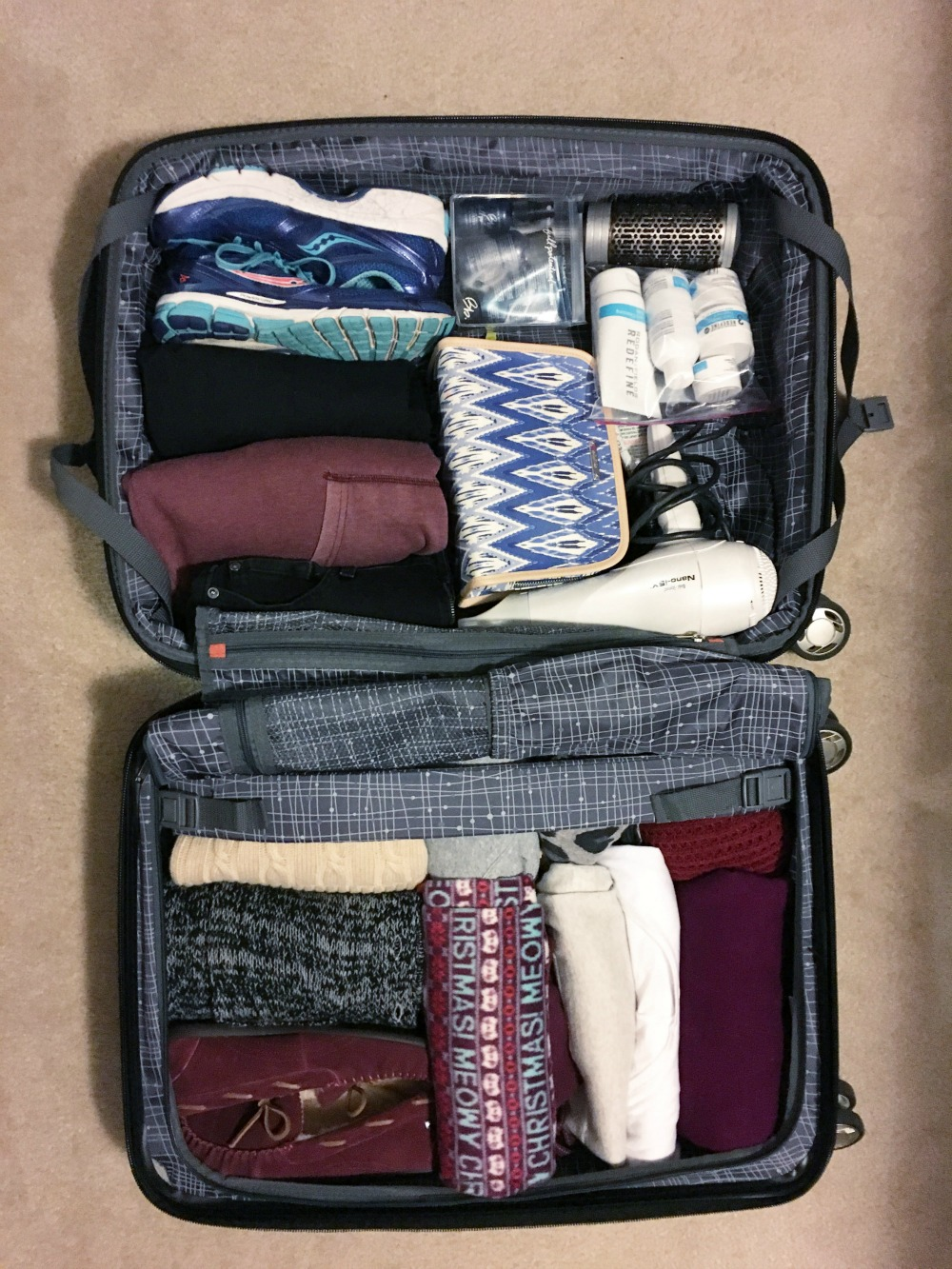 Packing for a Winter Vacation