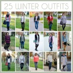 25 Days of Winter Fashion Recap