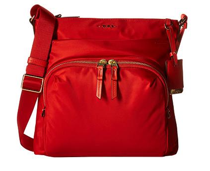 The Perfect Crossbody Bag for Travel: Tumi Voyageur Capri Crossbody