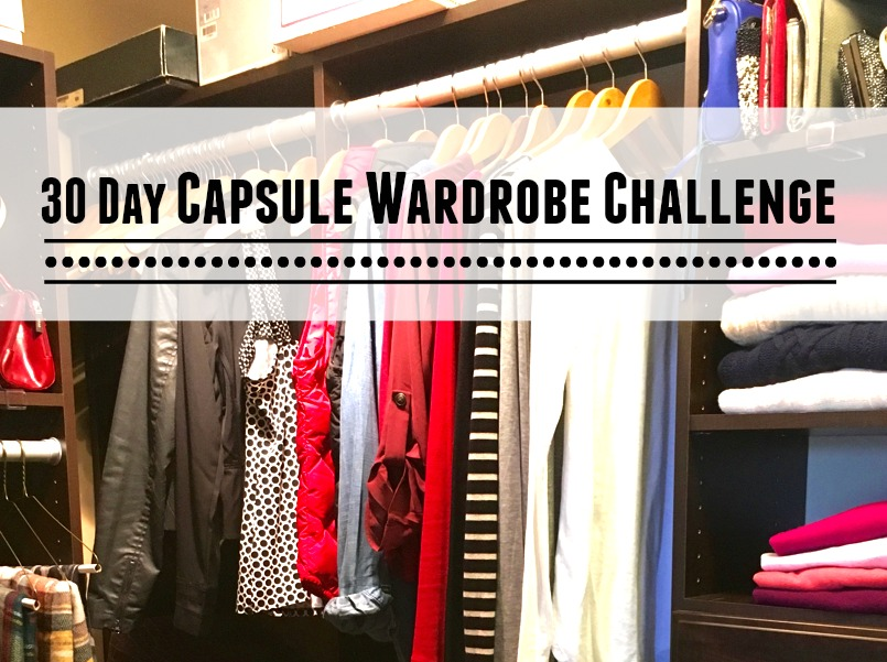 join my 30 day shop your closet capsule wardrobe challenge. Black Bedroom Furniture Sets. Home Design Ideas
