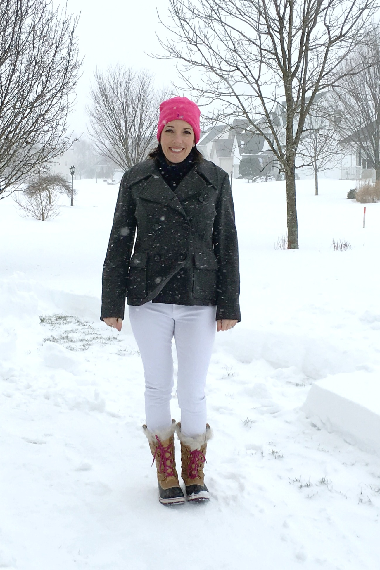 Snow Day Outfit Inspiration