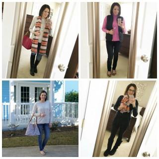 Capsule Wardrobe Week 2 Recap