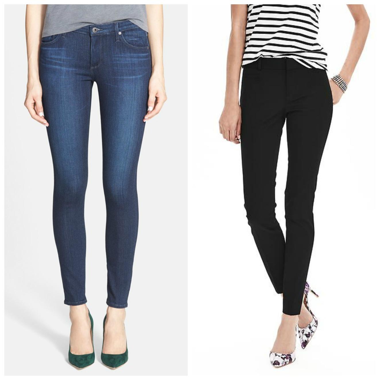 how long should capri pants be - Pi Pants
