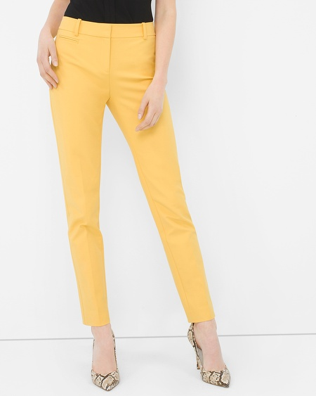 Spring Trend to Embrace: Ankle-Length Pants Posted on February 18, | 81 Comments» I've been keeping an eye on the spring trends as emails from various retailers land in my inbox.