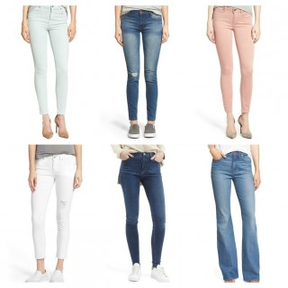Spring Denim Report: 7 Wearable Spring Denim Trends 2016