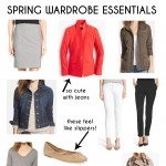 15 Spring Wardrobe Essentials