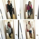 Capsule Wardrobe Outfits Week 4 & Closing Thoughts