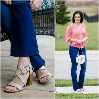 """Block Heel Sandal: The """"It"""" Shoe for Spring #PaylessforStyle"""