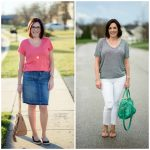 Alternatives to Shorts #FashionOver40
