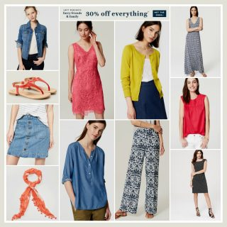 What to Buy at LOFT Friends & Family Sale