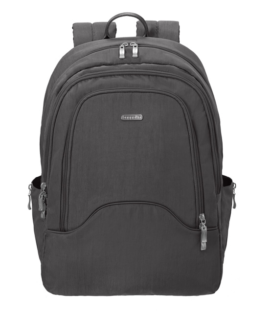 Baggallini Step Backpack: The perfect travel bag!