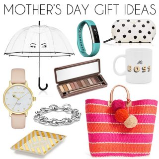 Mother's Day Gift Ideas + Nordstrom GIVEAWAY