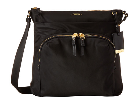 The perfect lightweight crossbody bag for travel and theme parks!