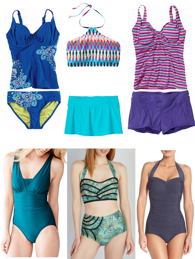 Bathing Suits for Women Over 40 (Or Anyone, Really)