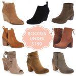 Booties Under $150