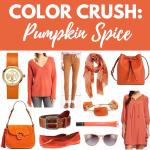 Color Crush: Pumpkin Spice