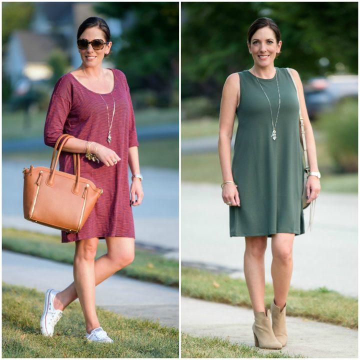 2 Casual Fall Dresses