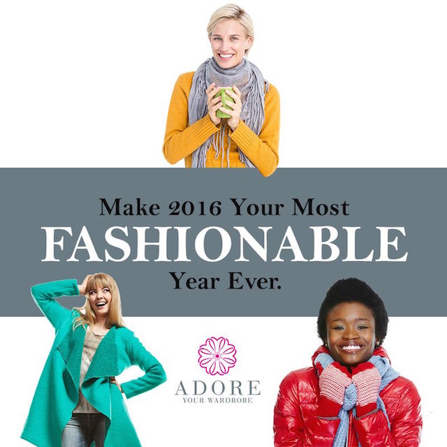 Coffee Talk + Adore Your Wardrobe Fall Registration Opens Today!
