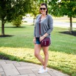 Shorts & Long Sleeve Sweater + Labor Day Sales