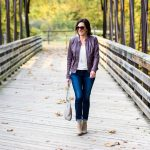 Fashion Friday: Fall Leather Jacket Outfit