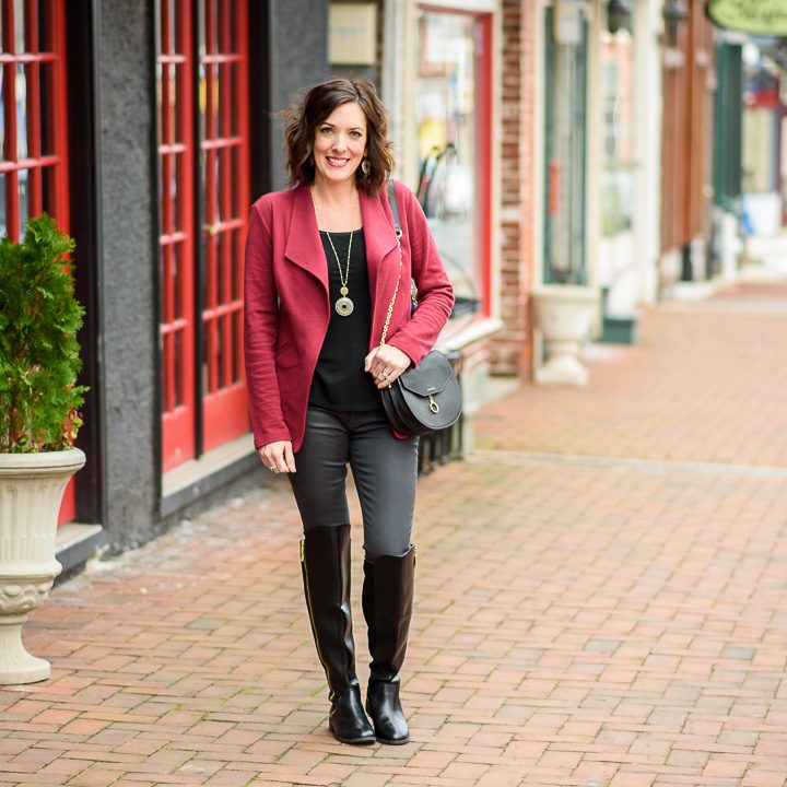 Girls Lunch Out Outfit with Payless