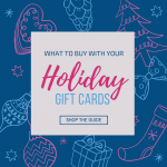 The Best After Christmas Sales & What to Buy with your Holiday Gift Cards