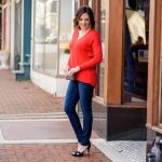Holiday Date Night Outfit with Riders® by Lee®