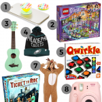 Holiday Gift Ideas for Tweens & Teens Under $100