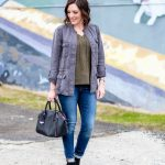 Spring Transitional Style with Lucky Brand