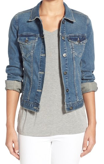 Spring Wardrobe Essentials: Denim Jacket