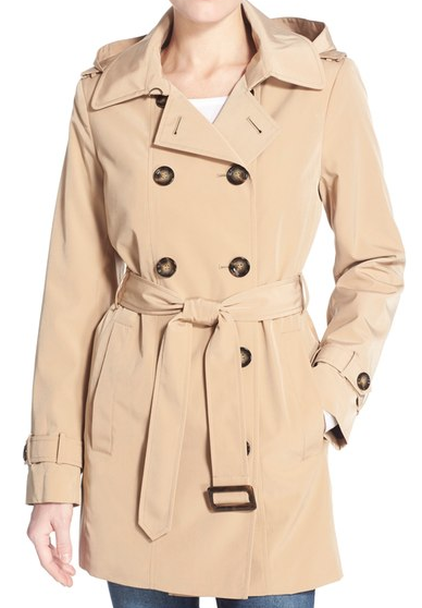 Spring Wardrobe Essentials: Trench Coat