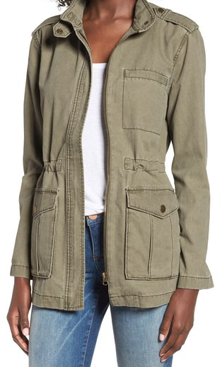Spring Essentials: Utility Jacket