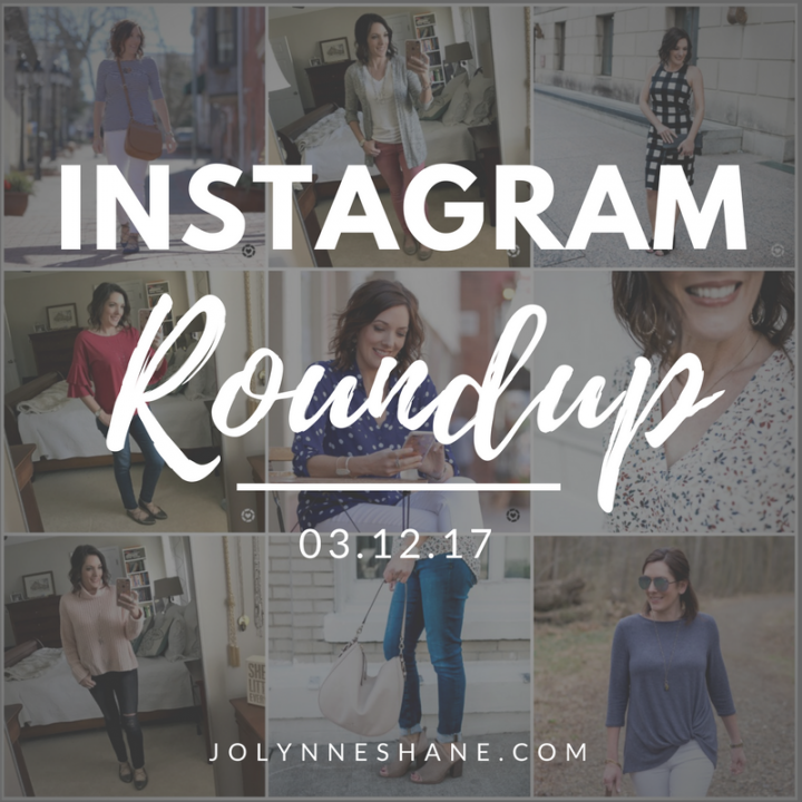 Instagram Roundup + LIKEtoKNOW.it App with Screenshot Technology