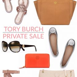 Private Sale. We are not currently hosting a Private Sale, but please sign up to be the first to know about Tory's Must-Haves, New Arrivals, Online Exclusives, Sales and our next Private Sale.